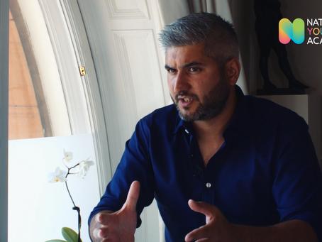 Interview with Director, Vaughn Stein (Terminal)