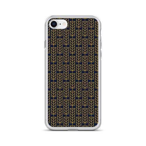 iPhone Case - Leaf Pattern