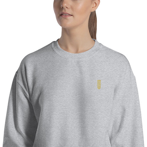 Women's Sweatshirt - Leaf Logo
