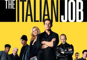The Italian Job Remake