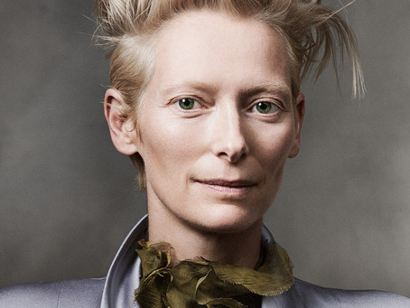 National Youth Film Academy Host Webinar With Tilda Swinton