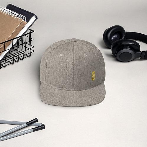 Snapback Hat - Leaf Logo