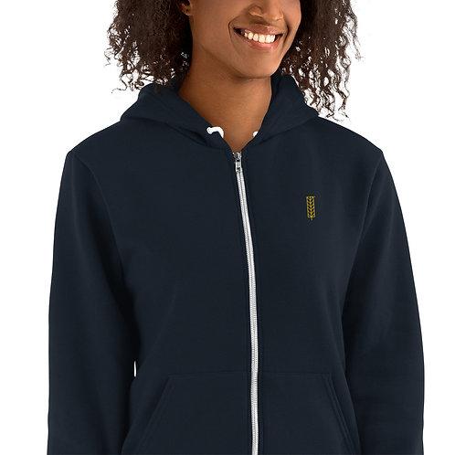 Women's Hoodie sweater - Leaf Logo