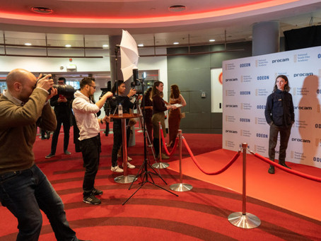 NATIONAL YOUTH FILM ACADEMY SHOWCASE FILMS OF EMERGING BRITS AT LARGEST SCREEN IN EUROPE