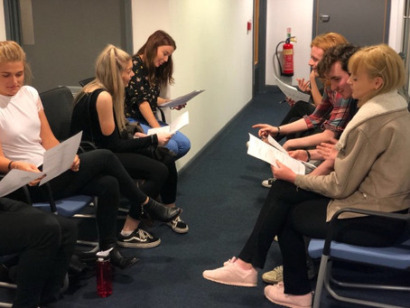 5 TOP TIPS FOR ACTING AUDITIONS