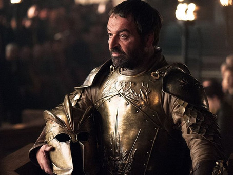Interview with Ian Beattie from Game of Thrones