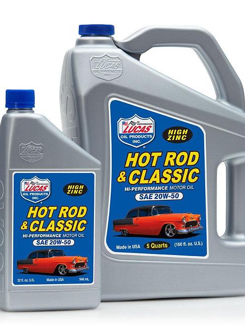 HOT ROD & CLASSIC SAE 20W-50