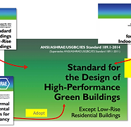 Components of Standard 189.1 (U.S. Gener