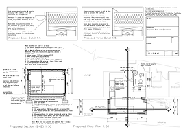 Techical Construction Drawings
