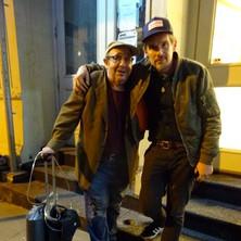 Bob & Ethan Hawke