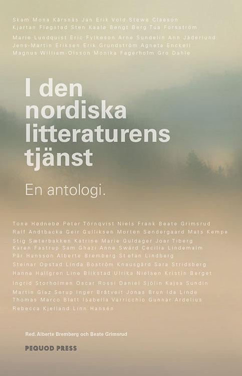 I den nordiska litteraturens tjänst