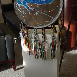Mystic Deer Drum