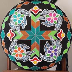 Sacred Bear Mandala