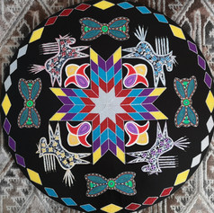 Horse Mandala: Dance of Freedom