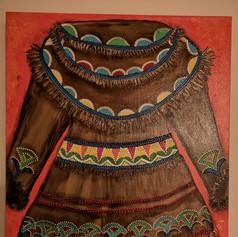 Lenape First Nations Dress