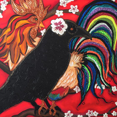 How the Rooster Got Its Crow