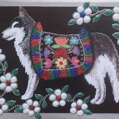 Metis Dog Blanket
