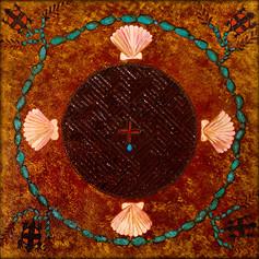 Sea Shell Mandala