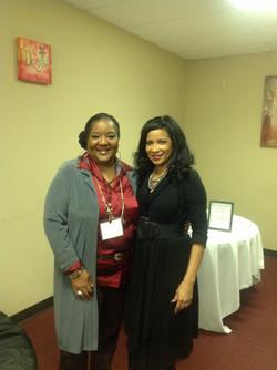 Deneen & Pastor Renee Hornbuckle
