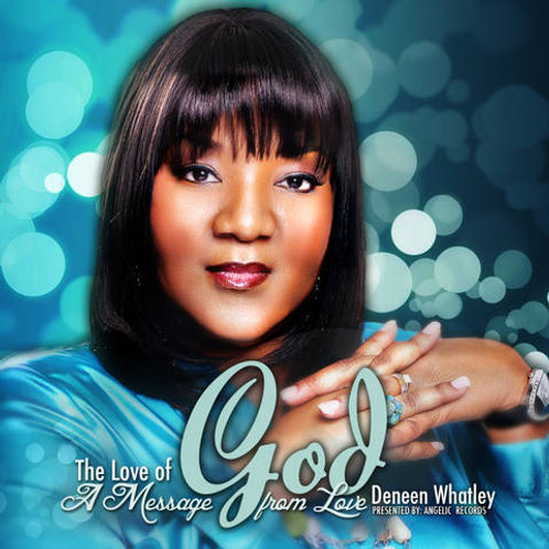 The Love of God Single CD