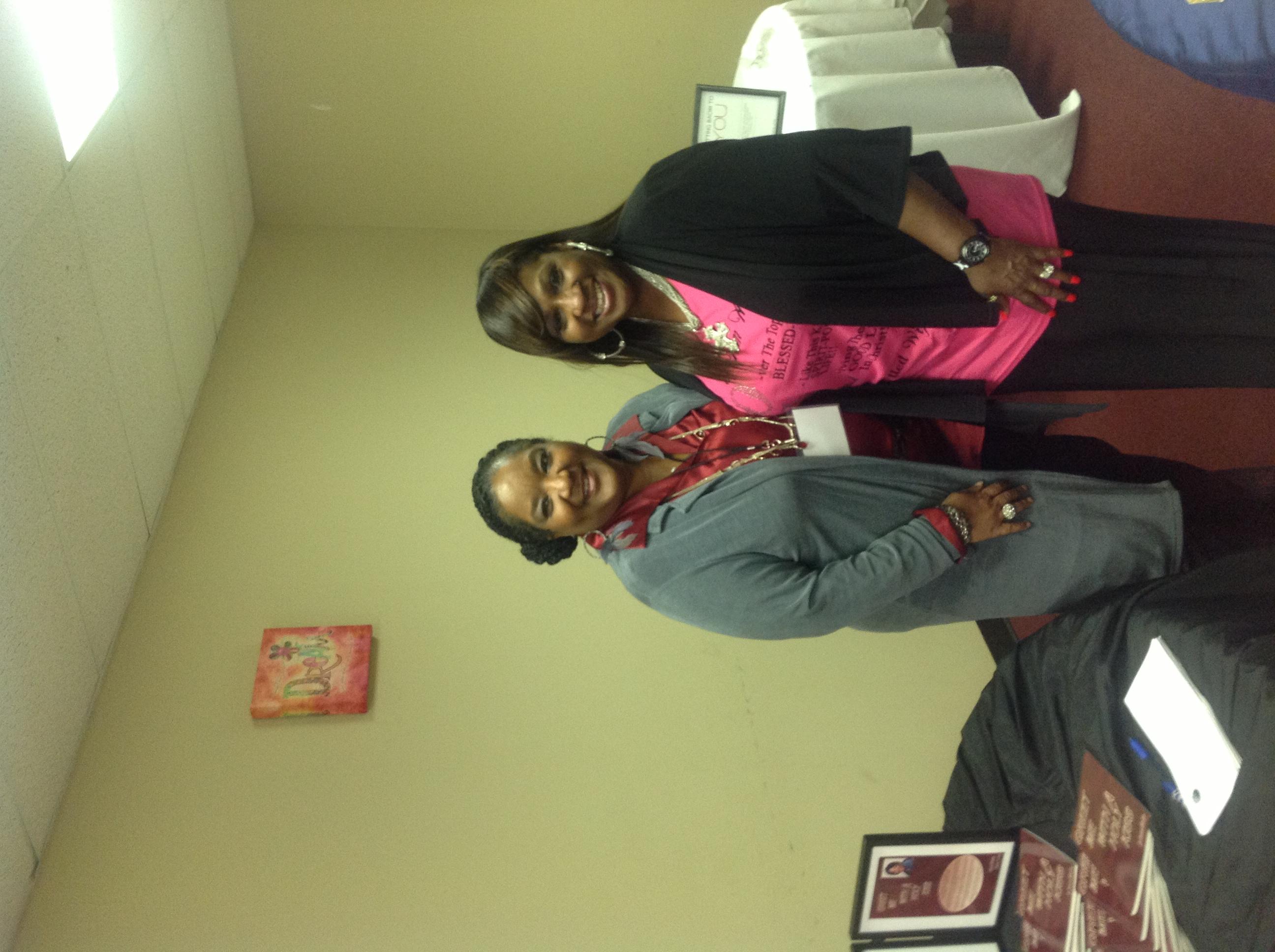 Deneen & Pastor Brenda Ashley