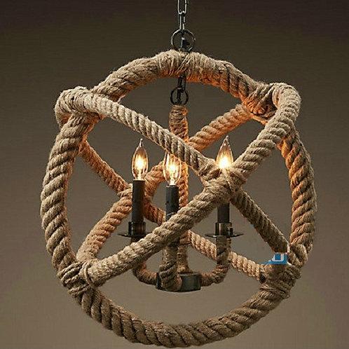 Люстра  Rope Circle
