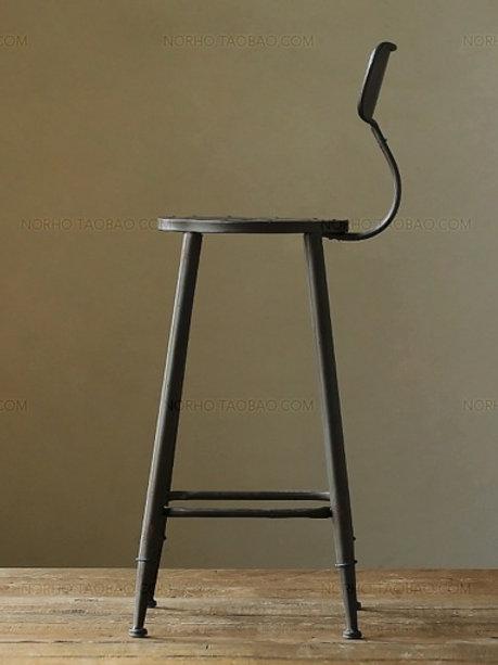 Барный стул 73см  Loft bar stool -5