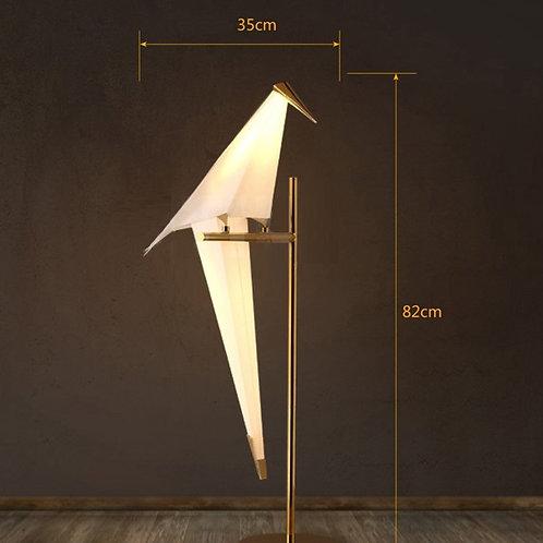 Настольная лампа Птица