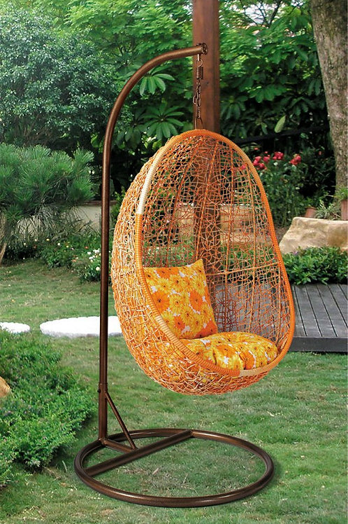 Кресло яйцо на подвесе