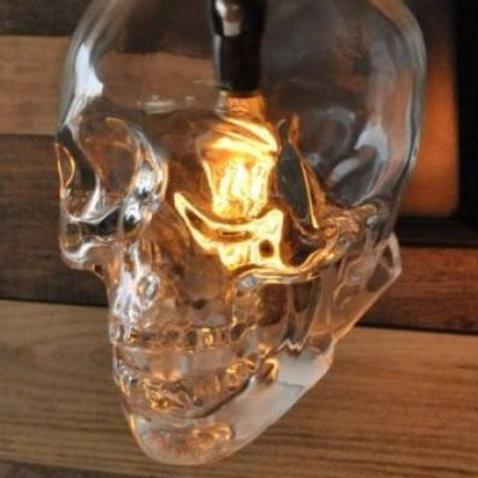 Бра череп Skull woll light
