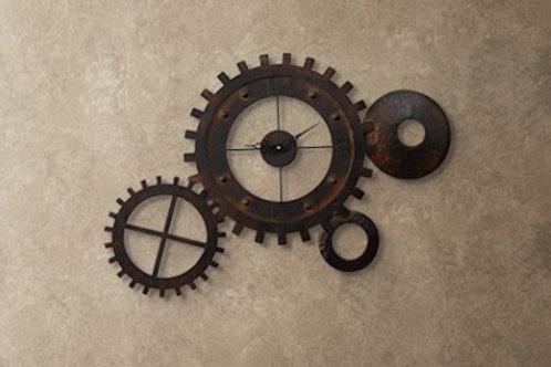 Часы настенные Лофт (Cog)
