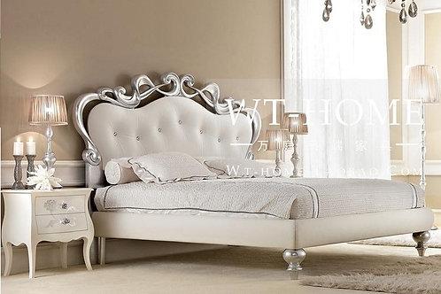 Кровать континенталь
