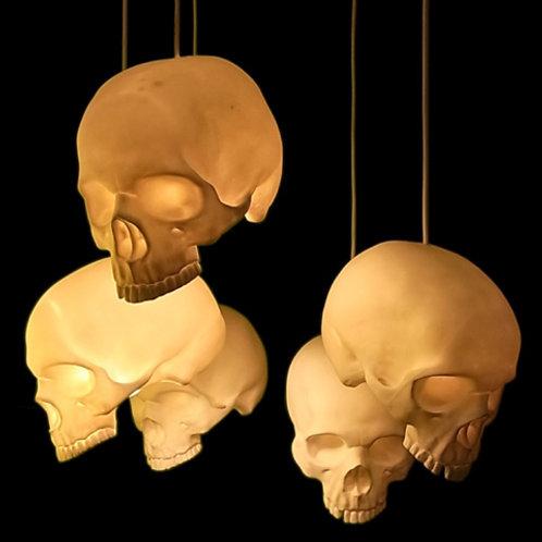 Светильник в виде черепа Skull lamp