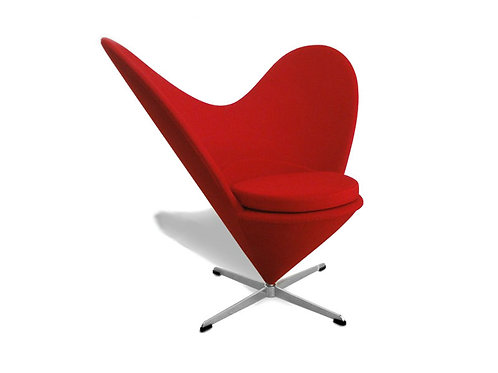 Heart cone chair 1