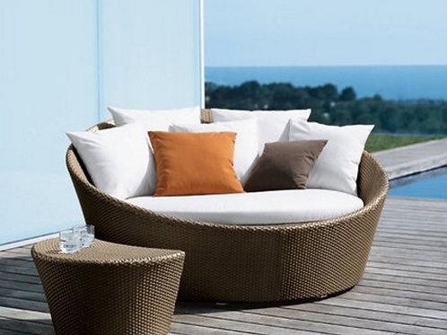 Уличная мебель диван