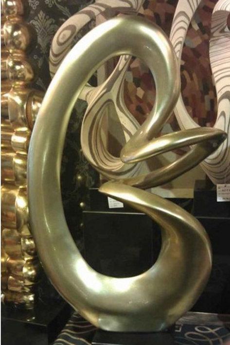 Абстрактная скульптура 1