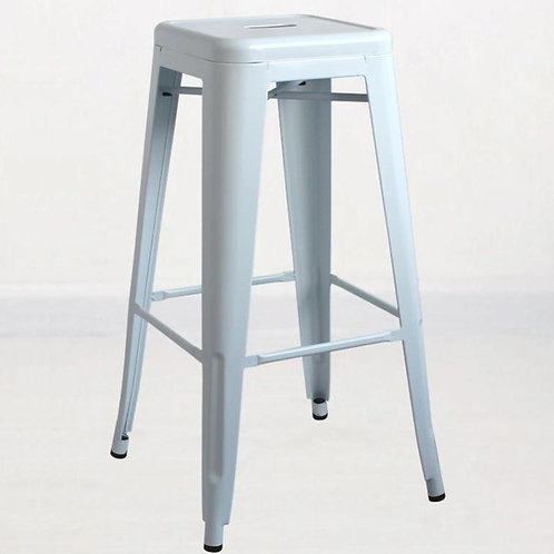 Стул барный Tolix tall Metal bar stool