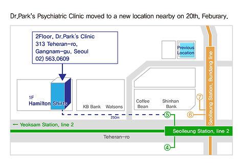 Dr.Parks Psychiatric Clinic Map.jpg