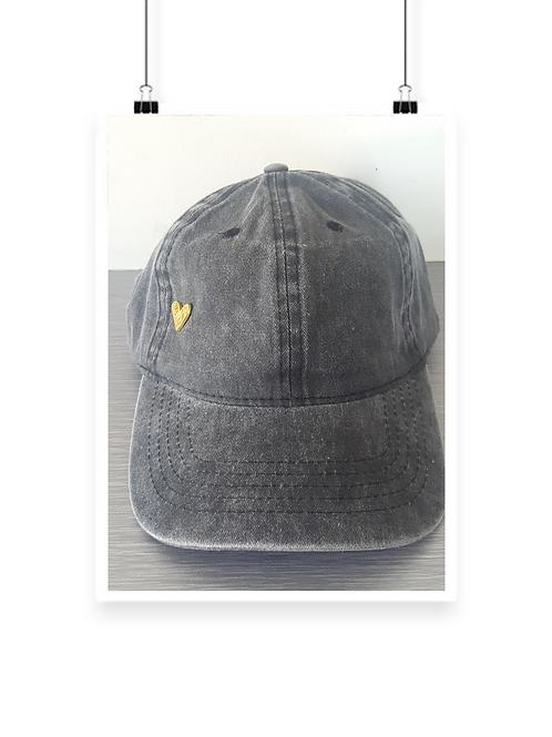 Mika Heart Hat