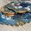 Thumbnail: Dark Ocean Blue Coasters