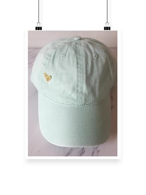 Mona Heart Cap