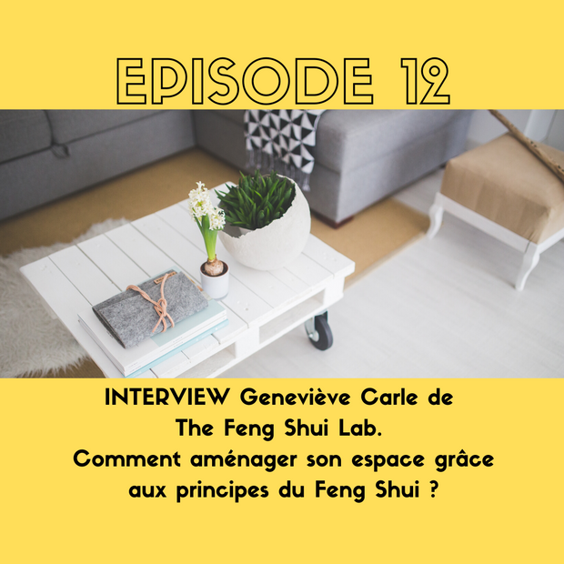 E12. INTERVIEW Geneviève Carle de The Feng Shui Lab. Comment aménager son espace grâce aux principes du Feng Shui ?