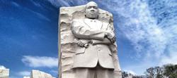 MLK Memorial Statue