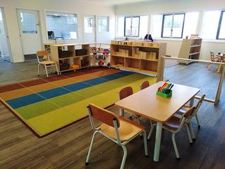 Grace Lutheran Preschool Extension Complete