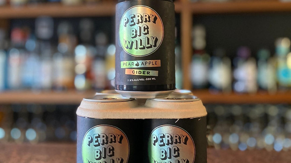 Perry Big Willy(™) 330 ml Cans