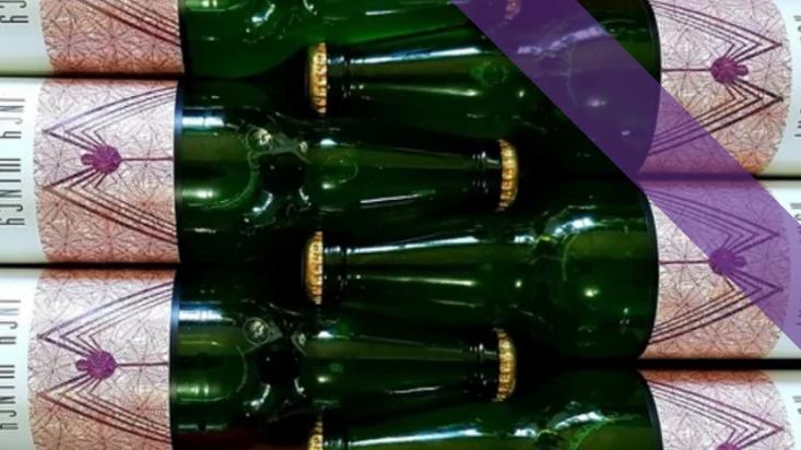 500 ml x3 Cyder - 6 pack (X3=Experiment 3 2016 Vintage)