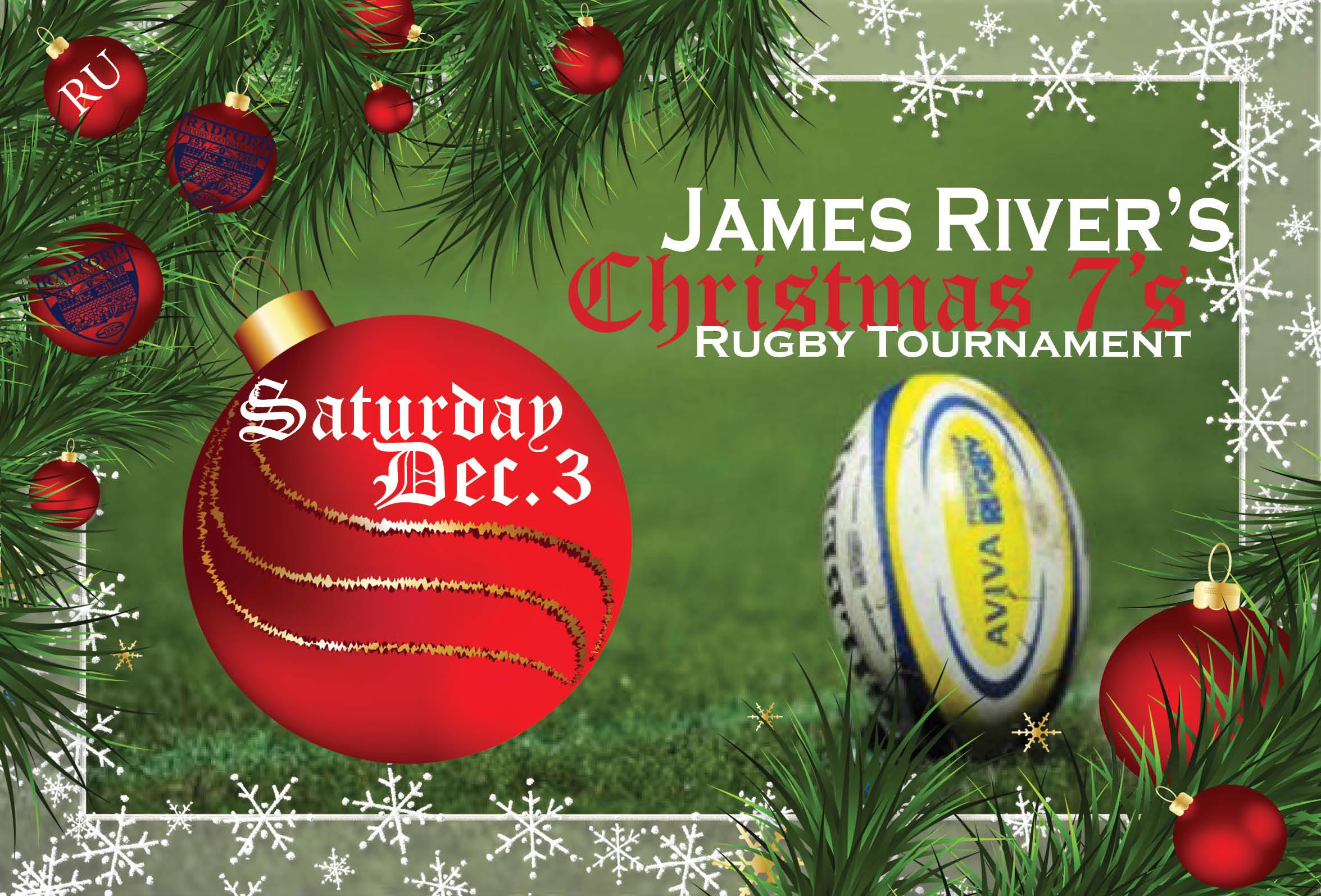 James River's Christmas 7's Tournament  Radford Rugby Alumni Association