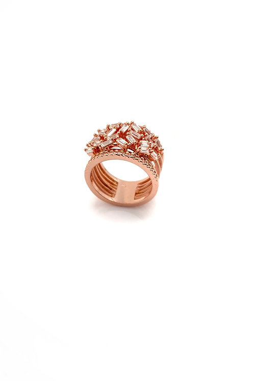 Rose Ice Ring