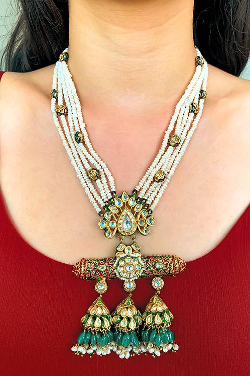 Zen Kundan Necklace