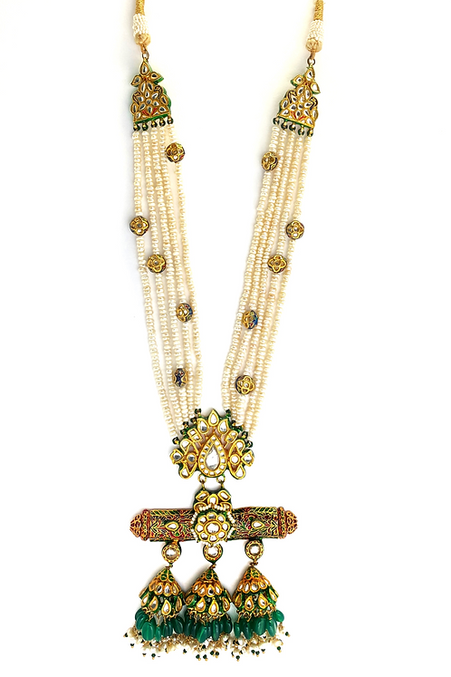 Zen Kundan Necklace
